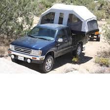 Quicksilver Truck Camper Tent | Misc-Neat Stuff | Truck tent, Pop up ...