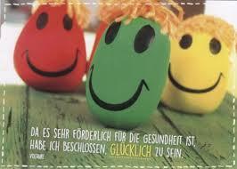Postkarte Spruch Glück Da Es Sehr Förderlich Für Die Gesundheit Ist
