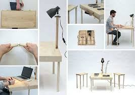 small portable office. Portable Office Desk Furniture In Small Suitcase Depot