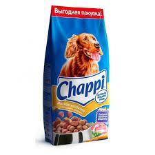 <b>Chappi сухой корм с</b> мясом, овощами и травами для взрослых ...