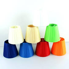 clip on candle lamp shades good small clip on lamp shades or small glass chandelier lamp