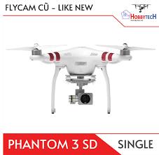DJI Phantom 3 standard - Like new - Flycam cũ - BH 12 tháng - Ship COD –  Hobbytech