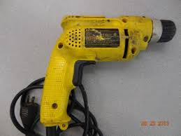 dewalt drill corded. used, in good working condition, dewalt d21008 vsr corded type 1 drill.........free shipping usa. dewalt drill