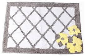saay knight spring garden bath rug