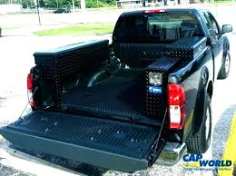 Truck Bed Side Tool Box Powerful Tool For Your Fleet Side Mount Tool ...