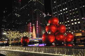 NYC Christmas Decorations 2013