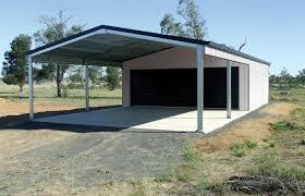 super garaport double door