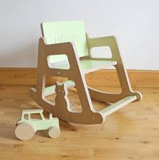 childrens wooden rocking chair. personalised wooden children\u0027s rocking chair - toys childrens