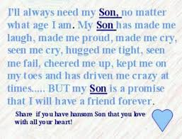 Quotes About Your Son Best Quotes About Your Son Meme Image 48 QuotesBae