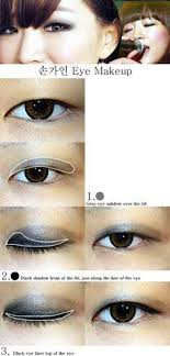 makeup tutorial small asian eyes single eyelid google search