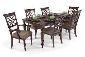 Dining Room Woodmark 7 Piece Set Bobs Discount Furniture Table