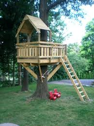free standing tree house plans tree fort kits supplies plans bolts kits zip lines accessories for free standing tree house plans