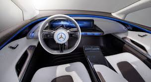 Mercedes To Launch Electric Cars By Under Eq Sub Brand