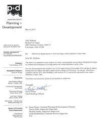 letters of endorsement hybrid exit signs hamilton county oh development endorsement letter