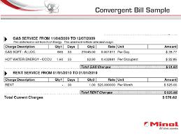 Billing Usa Solutions Utility - Minol