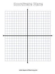 Coordinate Grid Printable Free Graph Paper With Plane Full