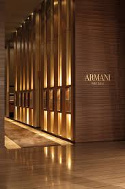 hotel hallway lighting ideas. Excellent Armani Hotel Dubai Regarded As Cool Architectural Building : Beautiful Ambience Interior Entrance Hallway Lighting Ideas I