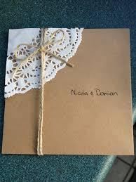 Diy Wedding Invitation Designs My Very Own Home Made Wedding Invitations Made With Love