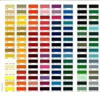 Gelcoat Colour Chart Gel Coat Boat Paint Colors