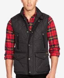 POLO RALPH LAUREN Polo Ralph Lauren Men'S Solid Quilted Vest ... & Polo Ralph Lauren Men's Diamond-Quilted Vest Adamdwight.com