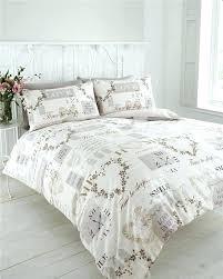 tesco duvet quilts bedding quilt covers vintage home duvet sets traditional hearts clocks neutral bedding quilt