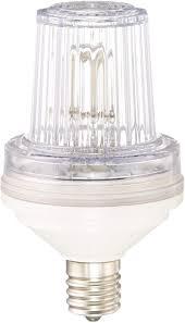 C7 Strobe Lights Amazon Com Queens Of Christmas Wl Strobe Icl E17 E17 Base