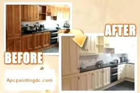 professional cabinet painters kitchen painting service toronto