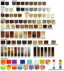 28 Albums Of Color Brilliance Ion Hair Color Chart