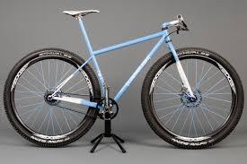 Custom Single Speed 29er English Cycles