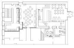 floor plan office furniture symbols. Standard Office Furniture Symbols On Floor Plans Royalty Free Stock Images Plan A