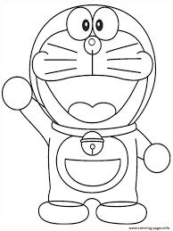 Doraemon ilustrasi lucu doraemon karya seni 3d see more ideas about doraemon doraemon cartoon doraemon wallpapers. Coloring Book For Kids Doraemon
