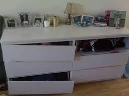 ikea bedroom furniture malm. Image Of: White Ikea Malm Desk With Pull Out Panel Bedroom Furniture