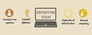 unique ideas for definition essay writing abc essays com when writing a definition essay use your own experience give extended definitions explanation