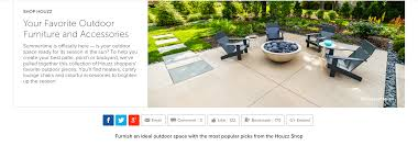 houzz outdoor furniture. Outdoor Furniture And Accessories Houzz H