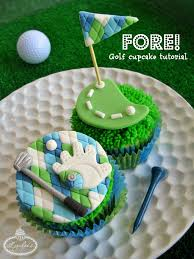 Golf Ball Decorations These Amazing Golf Cake Toppers Are a Hole in One 50