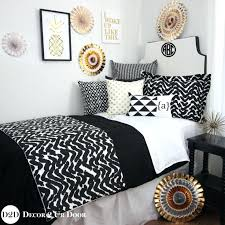 teenage bedroom ideas black and white. Black White And Gold Bedroom Catchy Ideas For Teenage Girls Best
