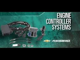 chevrolet performance ls 5 3l engine controller kit jegs