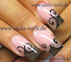 Gel Nails Designs Ideas uv gel nail 5