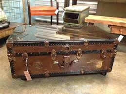 vintage trunk coffee table decorative trunks coffee tables old trunk coffee table uk