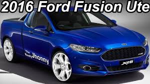 2018 ford ute.  2018 2016 therreallyjhonny ford fusion ute edition  youtube intended 2018