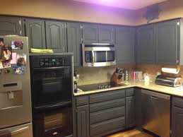 Diy Black Kitchen Cabinets Painting Kitchen Cabinets Black Diy Yes Yes Go