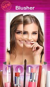 you cam makeup photo editor poster