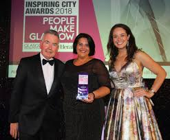 Inspirational Award Win Allied Vehicles Group