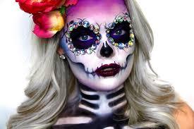 sugar skull makeup 19