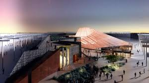Desert Sky Pavilion Interactive Seating Chart Dubai Expo 2020 Pavilion To Be Made Of 2 500 Tonnes Of Stone