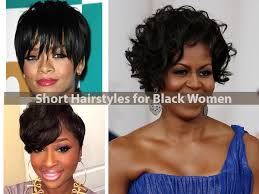 Short Hair Style For Black Woman different hairstyles for black women best hairstyle photos on 2215 by wearticles.com