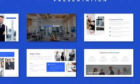 Company Presentation Template Ppt Download Company Profile Presentation Template Ppt G4ds