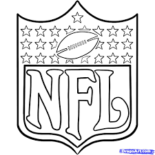 NFL Coloring Pages Football Coloring Pages Sheets For Kids ...