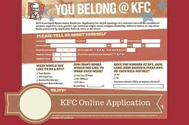 Kfc Online Application Hired Philippines