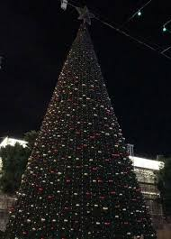 Trump Leaving Christmas Tree Lighting Israel And Stuff Muslims Douse Bethlehems Christmas Tree